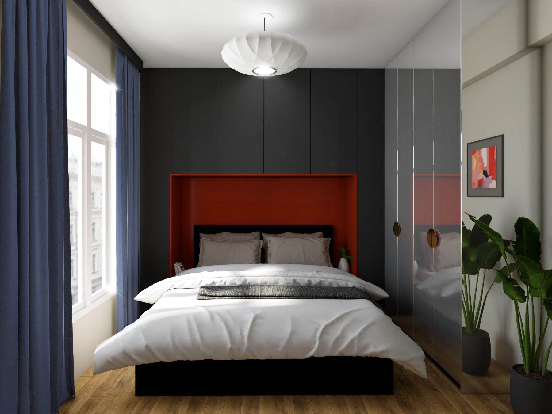 bedroom_red